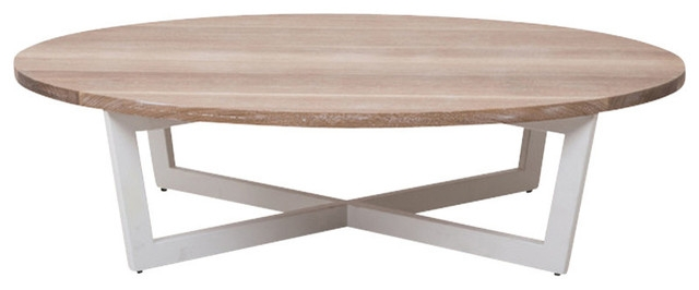 Excellent Widely Used Oval Wood Coffee Tables For Oval Wood Coffee Table (Image 15 of 50)