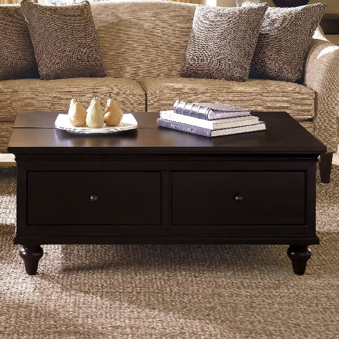 Excellent Widely Used Square Coffee Tables With Drawers Regarding How To Choose Coffee Tables With Drawers In A Proper Way Coffee (View 35 of 40)