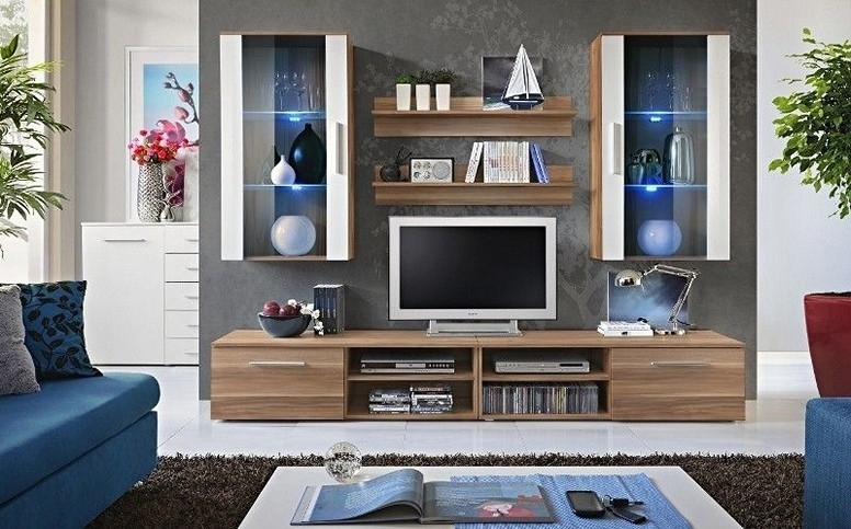 Excellent Widely Used TV Cabinets With Storage Within Diy Tv Stand (View 9 of 50)