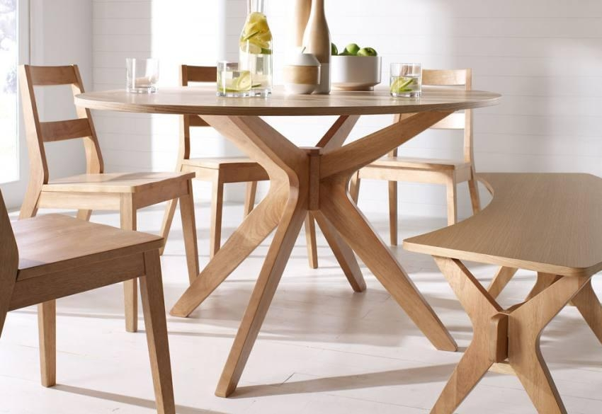 Exellent Scandinavian Dining Room Tables Rooms Ideas On In Design Intended For Scandinavian Dining Tables And Chairs (View 12 of 20)