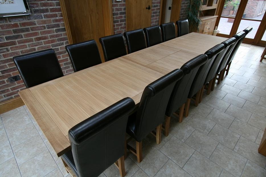 Extendable Dining Table Seats 10 With Extending Dining Table With 10 Seats (Image 12 of 20)