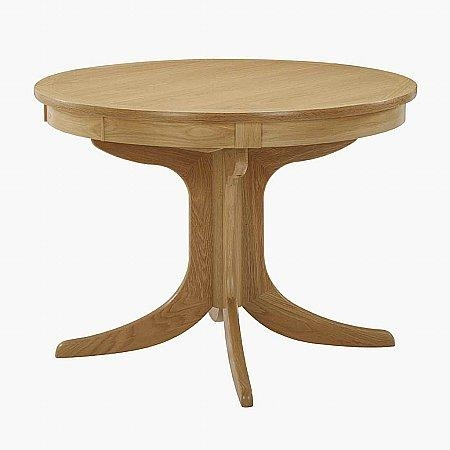 Extendable Round Dining Table | Roselawnlutheran Regarding Extendable Round Dining Tables (Image 12 of 20)