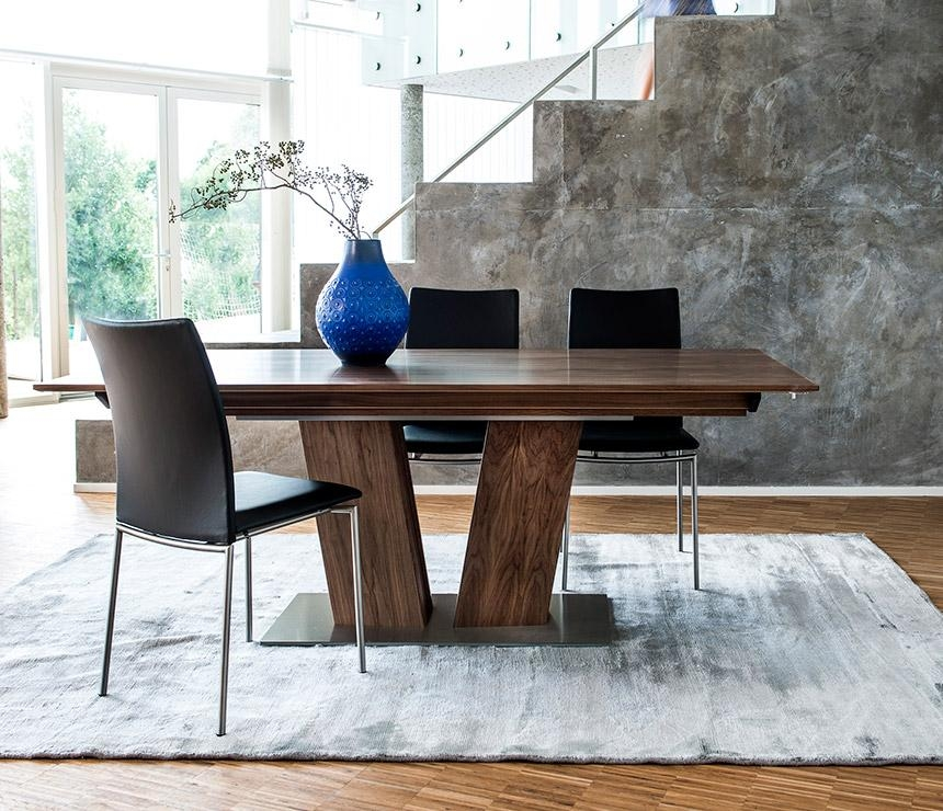 Extending Dining Table | A13739 | Wharfside Danish Furniture Inside Extending Rectangular Dining Tables (Image 11 of 20)