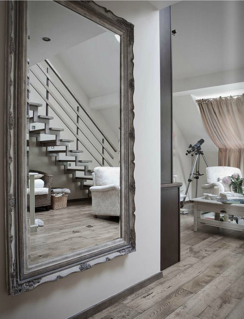 Extra Large Mirrors – 10 Tips For Choosing | Inovodecor With Massive Mirrors (Image 16 of 20)