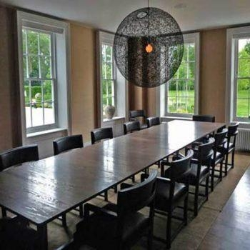 Extra Long Dining Room Table Sets Alluring Decor Inspiration Great Throughout Long Dining Tables (View 11 of 20)