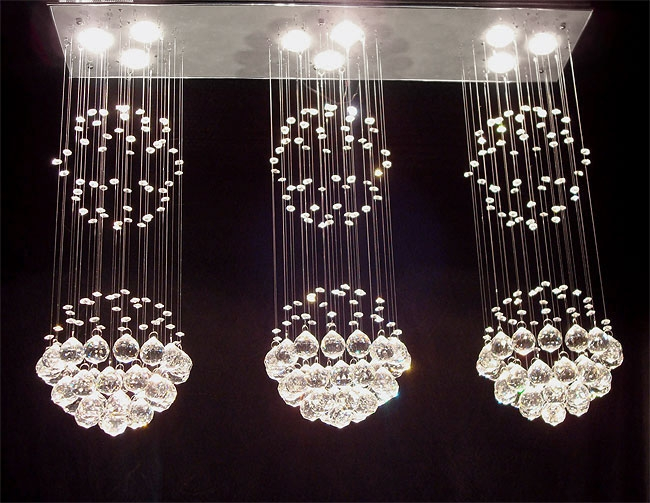 F93 B13b693426 Gallery Modern Contemporary Modern With Regard To Crystal Ball Chandeliers Lighting Fixtures (Image 11 of 25)