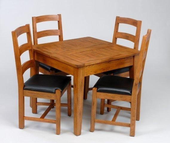 Featured Image of Small Extendable Dining Table Sets