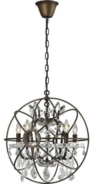 Fair Rustic Crystal Chandeliers With Diy Home Interior Ideas With In Small Rustic Crystal Chandeliers (Image 11 of 25)