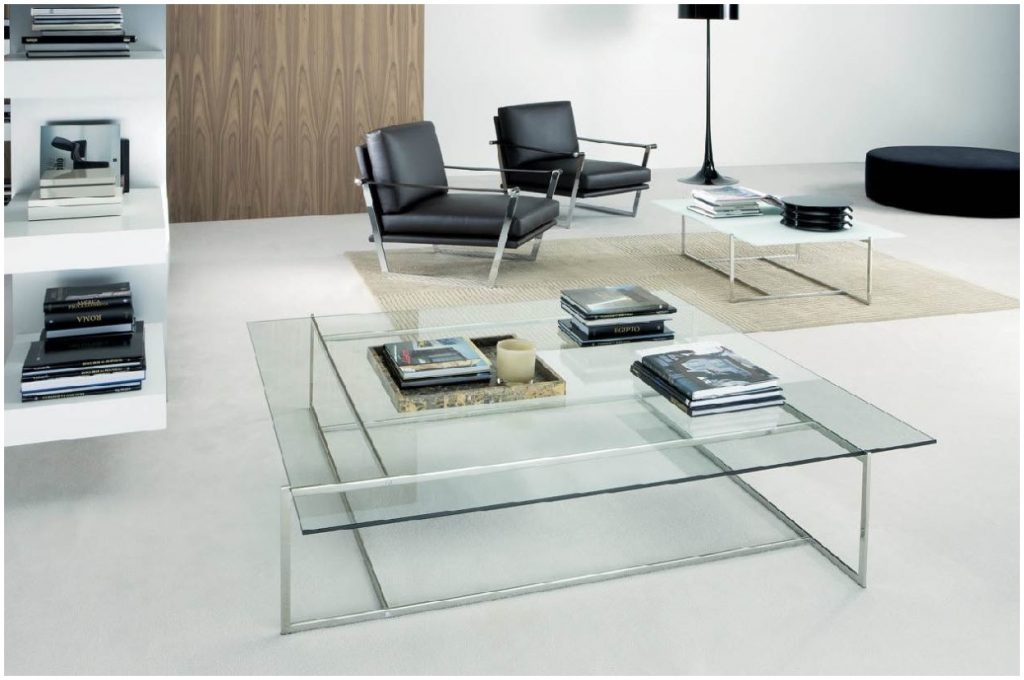 Fantastic Best Contemporary Glass Coffee Tables Regarding Modern Design Of Brown Coffee Cocinacentralco (Image 15 of 50)