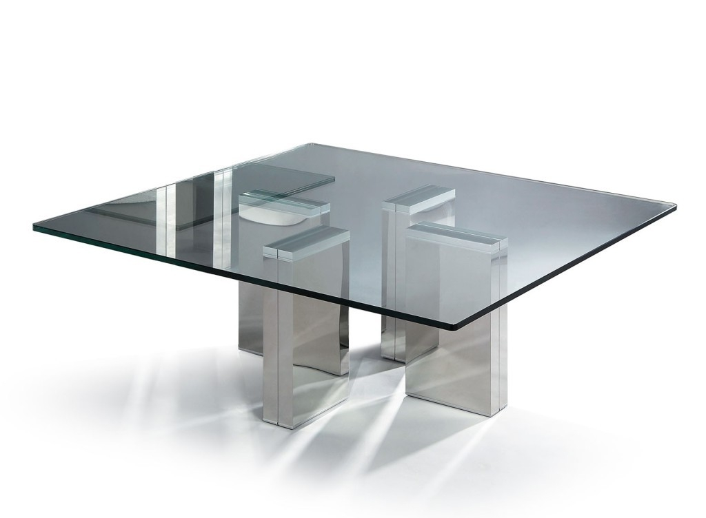 Fantastic Best Large Glass Coffee Tables For Coffee Table Appealing Square Glass Top Coffee Table Wood Square (Image 15 of 50)