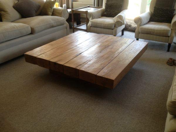 Fantastic Best Large Low Oak Coffee Tables For 38 Best Livingroom Images On Pinterest (Image 25 of 50)