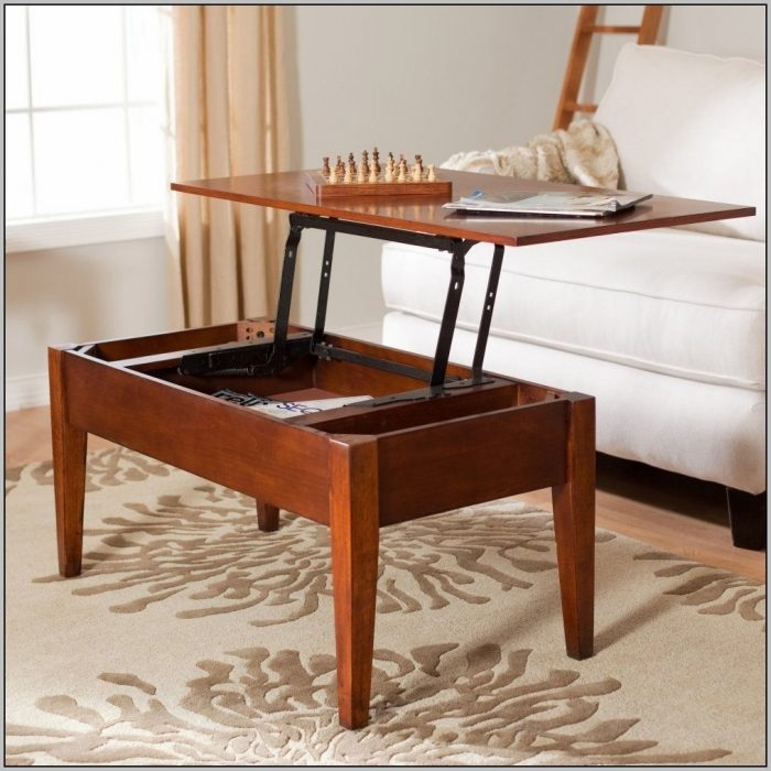Fantastic Best Logan Lift Top Coffee Tables Intended For Logan Cherry Lift Top Coffee Table Coffee Table Home (Image 15 of 50)