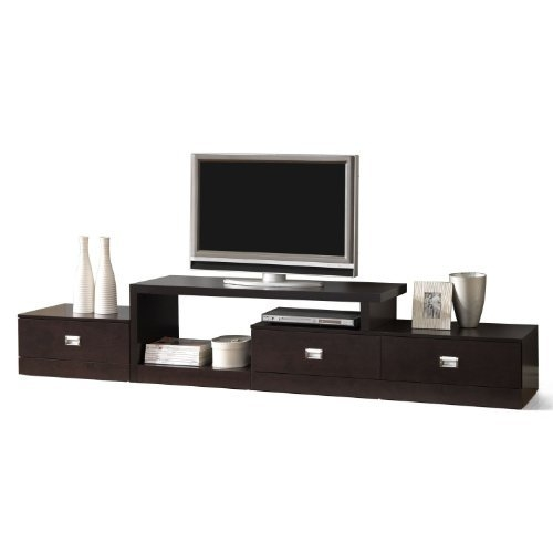 Fantastic Best Low Profile Contemporary TV Stands Pertaining To Low Profile Tv Stand Amazon (Image 20 of 50)