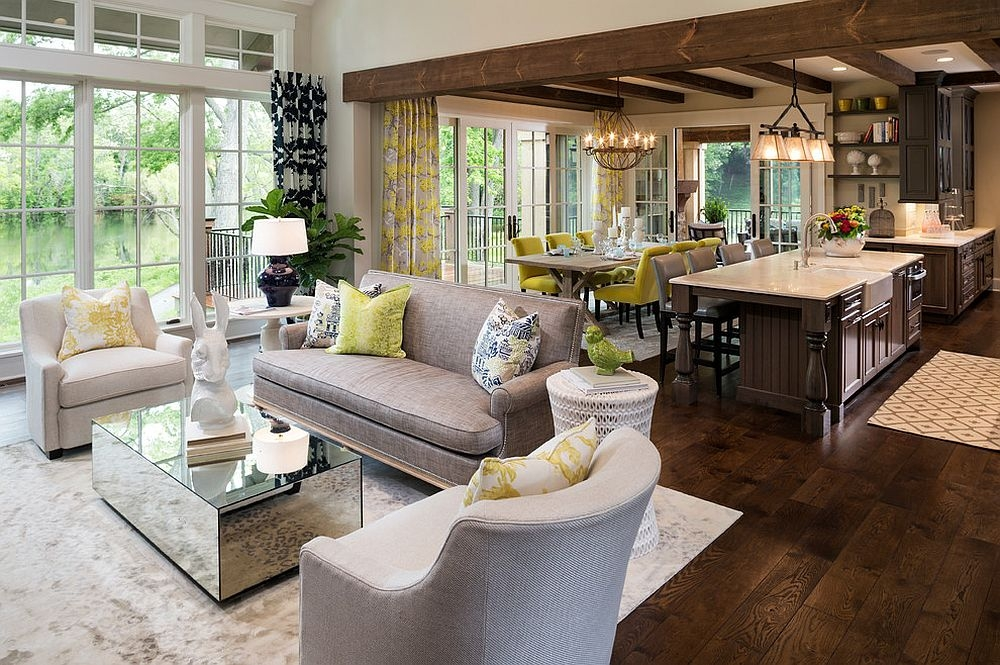 Fantastic Best Mirrored Coffee Tables Within 20 Mirrored Coffee Tables Style Design Ideas Eva Furniture (View 25 of 50)