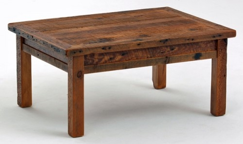Fantastic Best Rustic Style Coffee Tables With Regard To Barnwood Coffee Rustic Coffee Tables Reclaimed Barn Wood Coffee (View 14 of 50)