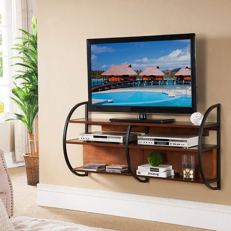 Fantastic Best TV Stands For Small Rooms Throughout Tv Stands Space Saving Tv Stand Small Design Tv Stand And Shelves (View 10 of 50)
