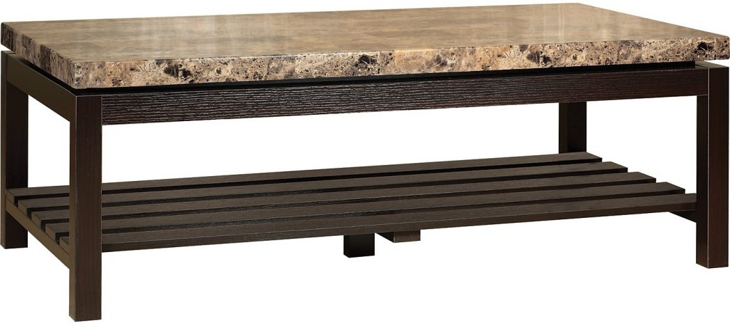 Fantastic Best Verona Coffee Tables Regarding Verona Coffee Table The Brick Bernhardt 3 Thippo (View 29 of 50)