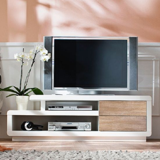 Fantastic Best White And Wood TV Stands Intended For C59067we8 Mca Cosimatvstand1 Condo Pinterest Tv Stands (Image 17 of 50)