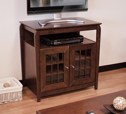 Fantastic Brand New 32 Inch TV Stands Pertaining To Mentor Tv Techcraft Furniture Flat Panel Tv Stands Tv (Image 15 of 50)