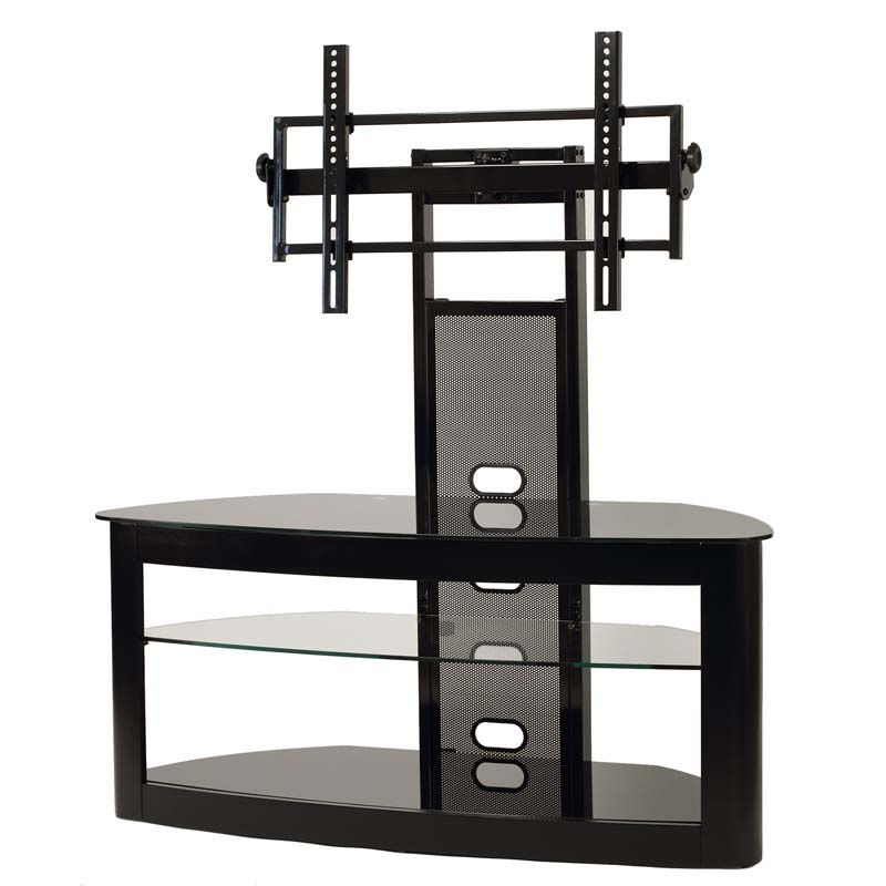 Fantastic Brand New 65 Inch TV Stands With Integrated Mount With Transdeco Glass Tv Stand With Mounting System For 35 65 Inch (Image 15 of 50)