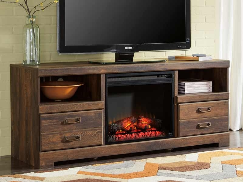Fantastic Brand New Brown TV Stands Inside Dark Brown Large Tv Stand (View 4 of 45)