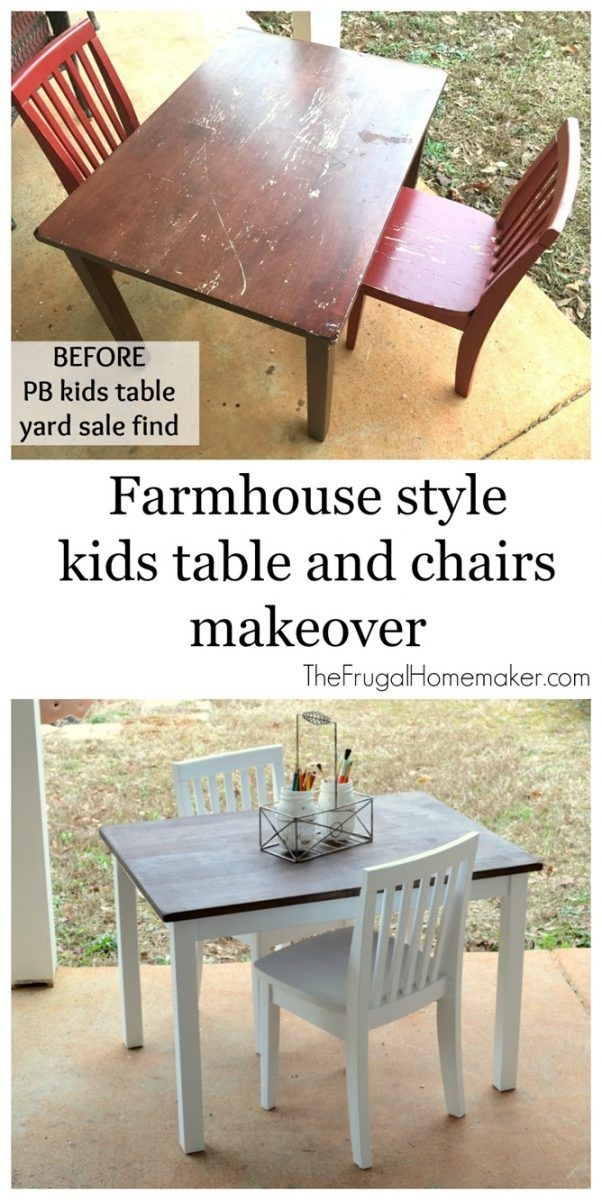 Fantastic Brand New Kids Coffee Tables Intended For Best 25 Kids Table Redo Ideas On Pinterest Painted Kids Chairs (Image 21 of 50)