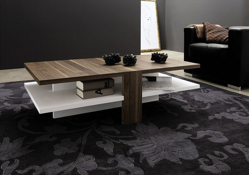 Fantastic Brand New Modern Coffee Tables For Modern Coffee Tables (Image 16 of 40)