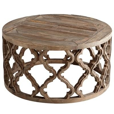Fantastic Common Aiden Coffee Tables With Aiden Wood Brown Coffee Table (Image 21 of 50)