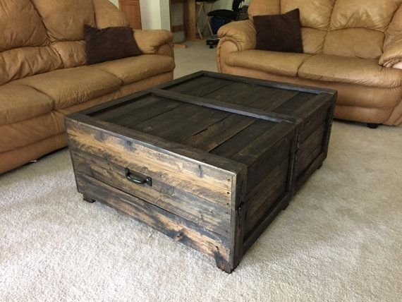 Fantastic Common Large Rectangular Coffee Tables Regarding Best 20 Large Coffee Tables Ideas On Pinterest Large Square (Image 14 of 40)