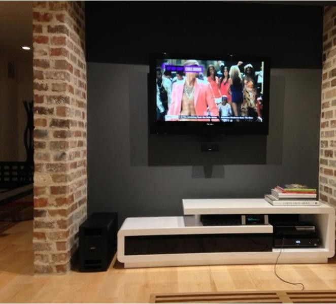 Fantastic Common Modern White Lacquer TV Stands Inside D3033 Modern White Lacquer Tv Stand (Image 15 of 50)
