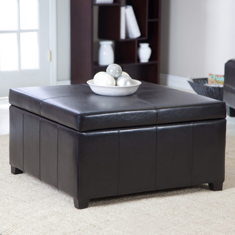 Fantastic Common Square Coffee Tables With Storage Cubes Within Coffee Table Large Wood 2 Storage Drawers Occasional Cocktail (Image 16 of 40)