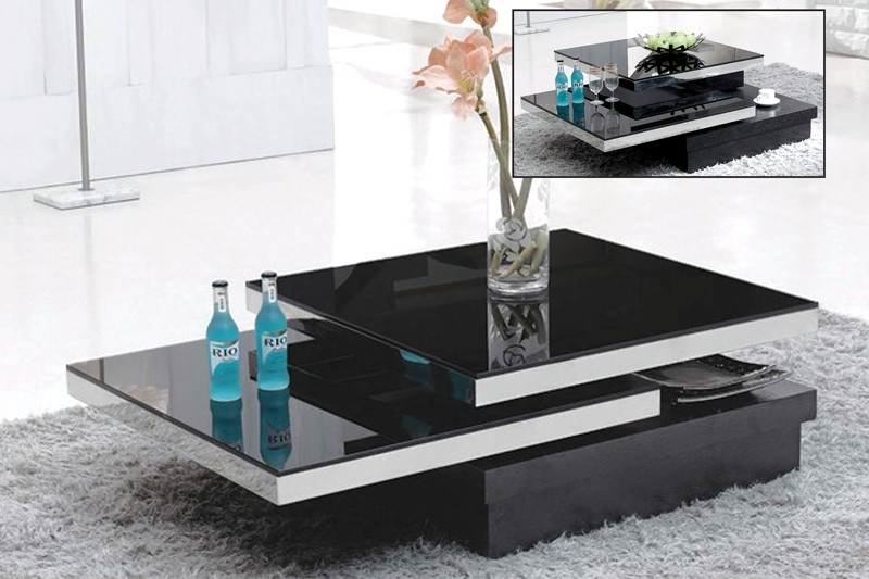 Fantastic Common Swivel Coffee Tables Pertaining To Swivel Coffee Table Idi Design (View 3 of 50)