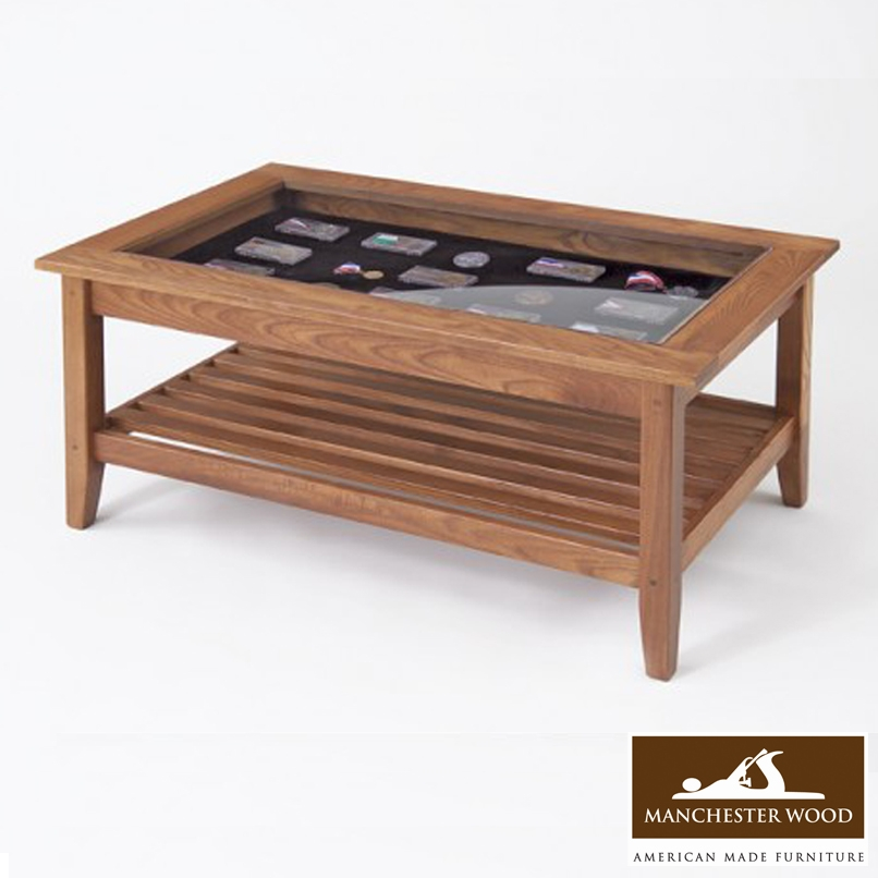 Fantastic Deluxe Dark Wood Coffee Tables With Glass Top Regarding Incredible Coffee Table Glass Top Parsons Clear Glass Top Dark (Image 16 of 50)