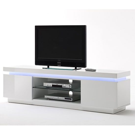 Fantastic Deluxe Long White TV Stands Throughout 10 Best Modern Tv Stands Images On Pinterest (Image 19 of 50)