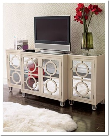 Fantastic Deluxe Mirrored Tv Cabinets Within Mirror Cabinet Excellent Living Room Furniture Image