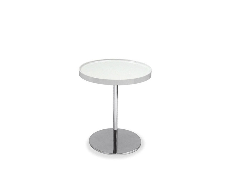Fantastic Deluxe Small Circle Coffee Tables Throughout Wonderful Small Round Coffee Table Design (Image 20 of 50)