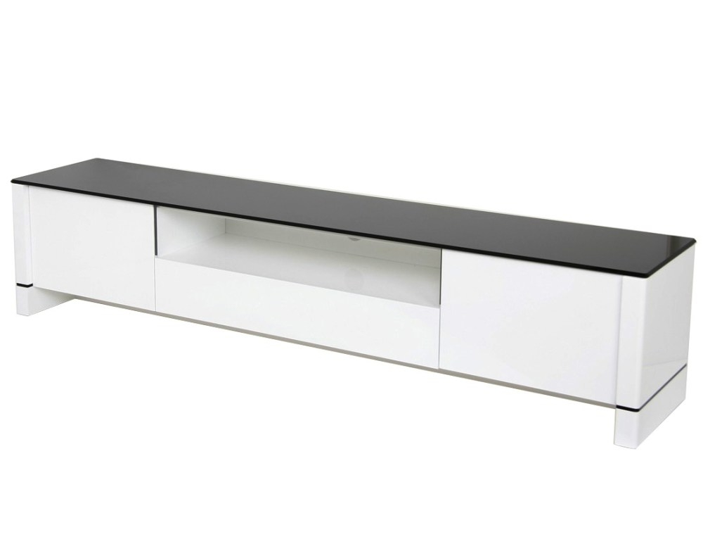 Fantastic Deluxe Small White TV Stands Throughout Small White Gloss Tv Stand Home Design Ideas (Image 17 of 50)