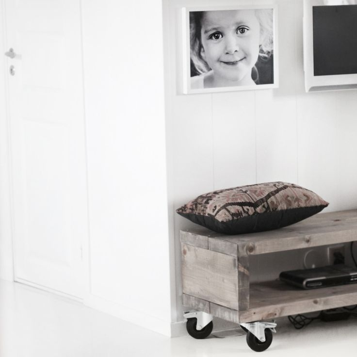 Fantastic Deluxe Wooden TV Stands With Wheels With Regard To Best 25 Tv Stand With Wheels Ideas On Pinterest Storage Box (Image 17 of 50)