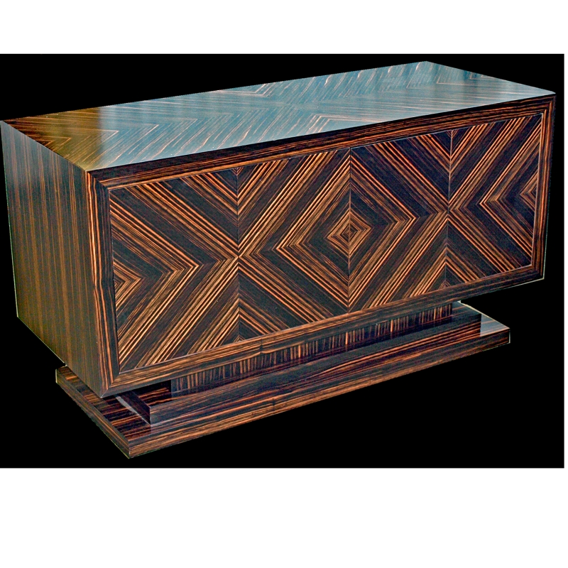 Fantastic Elite Art Deco TV Stands Regarding Bespoke Examples Of Our Marshbeck Art Deco Inspired Furniture (Image 19 of 50)