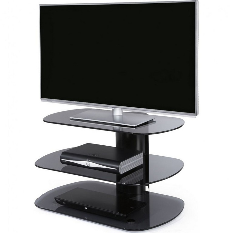 Fantastic Elite Black Oval TV Stands Regarding White Oval Tv Stand (Image 17 of 50)