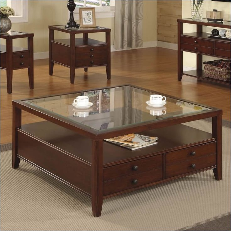 Fantastic Elite Cherry Wood Coffee Table Sets Intended For 25 Best Coffee Table Sets Images On Pinterest Coffee Table (Image 24 of 50)