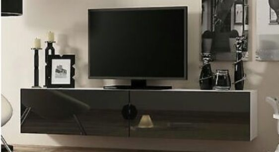 Fantastic Elite Floating Glass TV Stands With Regard To Floating Tv Stand Tv Standa Pinterest Floating Tv Stand Tv (Image 14 of 50)