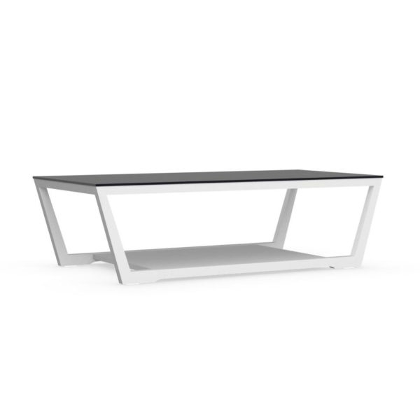 Fantastic Elite Low Rectangular Coffee Tables Regarding Element Cb5043 R Rectangular Low Coffee Table Connubia (View 49 of 50)