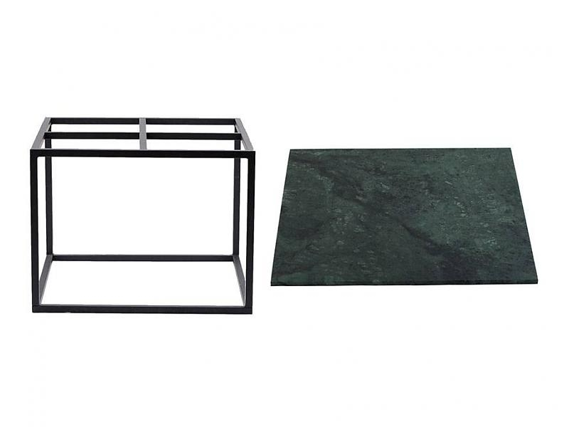 Fantastic Elite Marble And Metal Coffee Tables Pertaining To House Doctor Coffee Table Metal Green Marble Living And Co (Image 21 of 40)