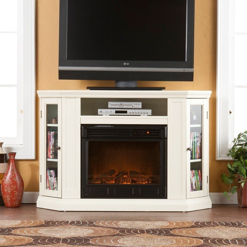 Fantastic Elite Small Corner TV Stands Intended For Tv Stands Affordable Corner Tv Stand With Fireplace Design (View 20 of 50)