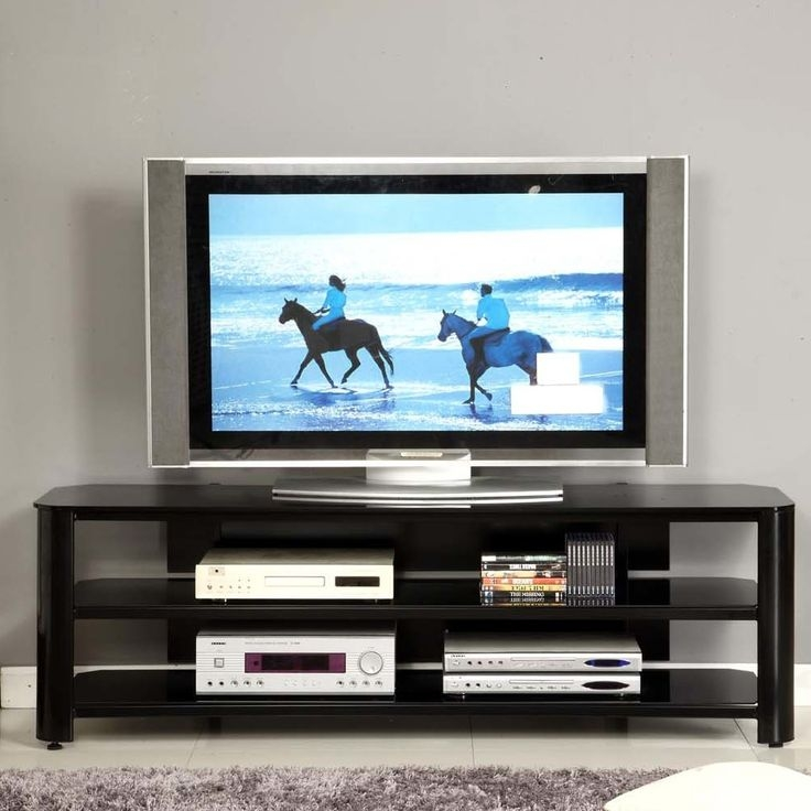 Fantastic Elite Smoked Glass TV Stands In Top 25 Best Glass Tv Stand Ideas On Pinterest Lcd Tv Stand (View 43 of 50)