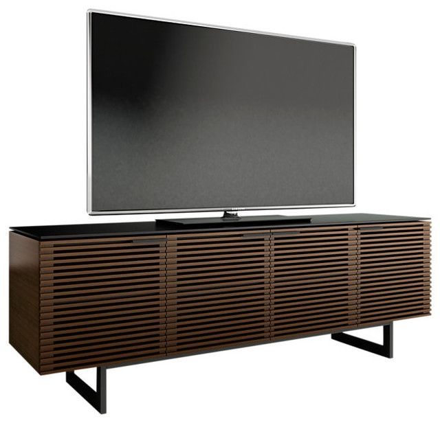 Fantastic Famous Black TV Cabinets With Doors With Regard To 28 Best Entertainment Center Tv Stand Images On Pinterest Tv (Image 20 of 50)