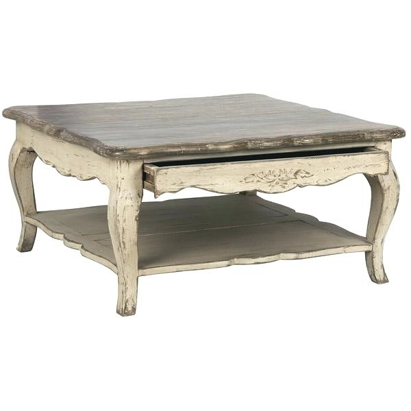 Fantastic Famous Country French Coffee Tables Intended For Coffee Table French Coffee Tables Vintage Forties Br And Black (Image 17 of 50)