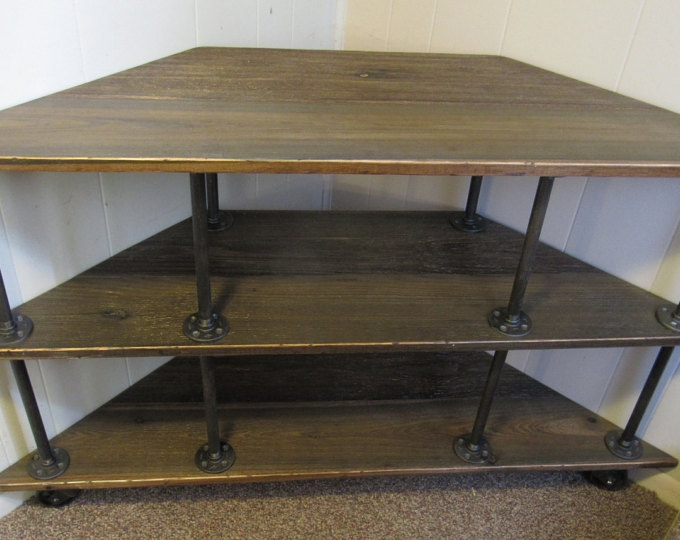Fantastic Famous Industrial Corner TV Stands With Tv Stands Retro Works Studio (Image 22 of 50)