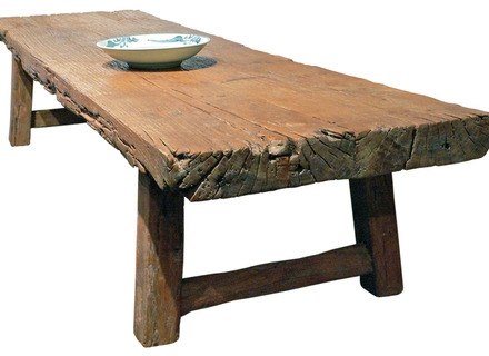 Fantastic Famous Large Rustic Coffee Tables With Regard To Large Rustic Coffee Table Pictures To Pin On Pinterest Rustic (View 32 of 50)